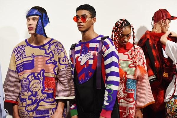 London Fashion Week Men's Highlights January 2018