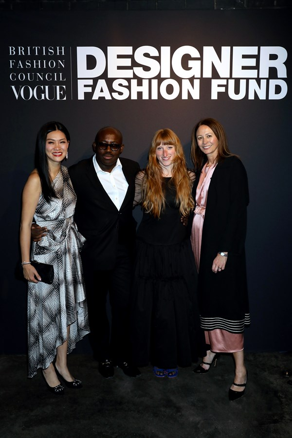 2018 BFC/Vogue Designer Fashion Fund