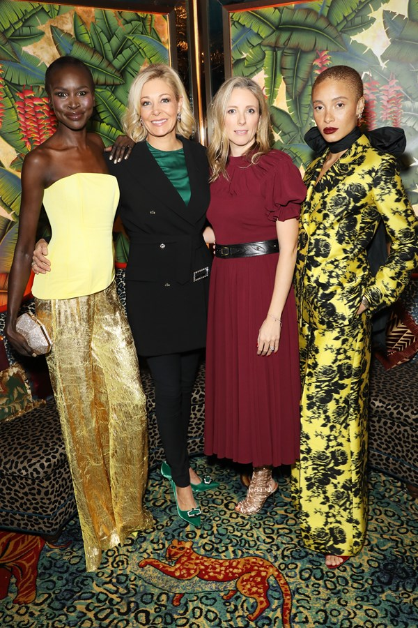 The Fashion Awards 2018 Nominees