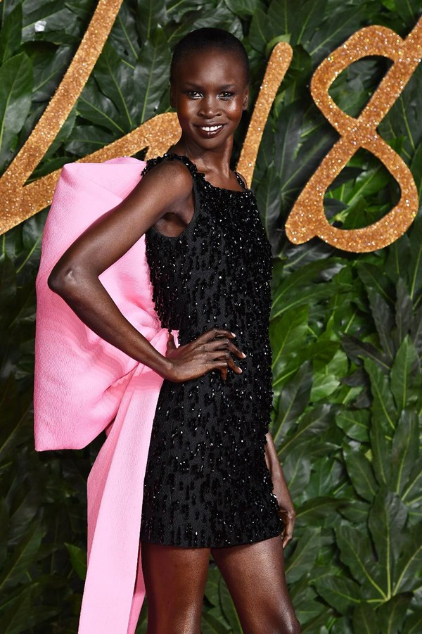 The Fashion Awards 2018 Red Carpet